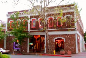 Phoenix Building in downtown Chico