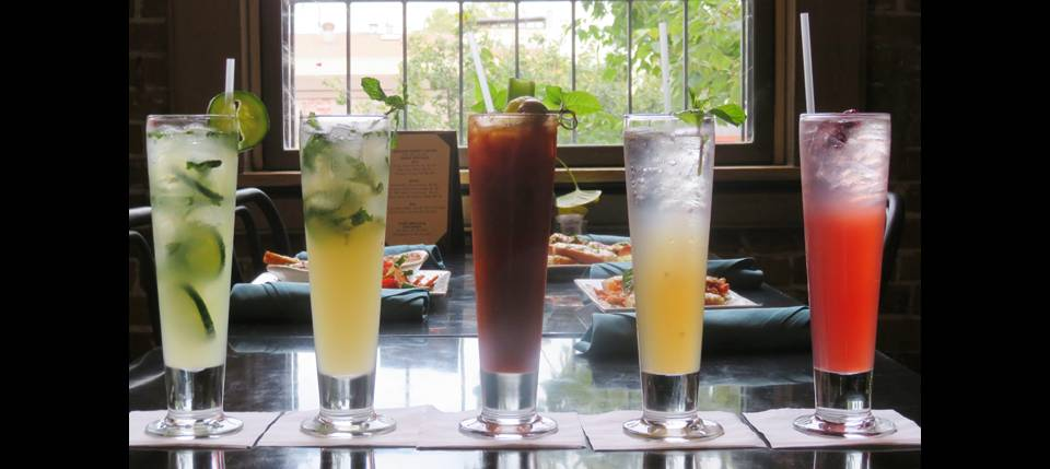 Examples of drinks